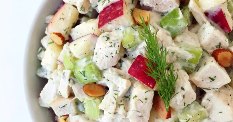 Fresh Dill Chicken Salad