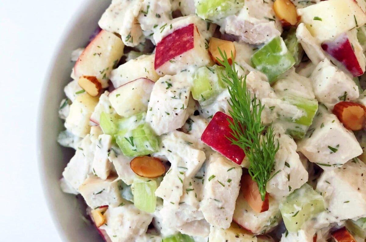 Fresh Dill Chicken Salad