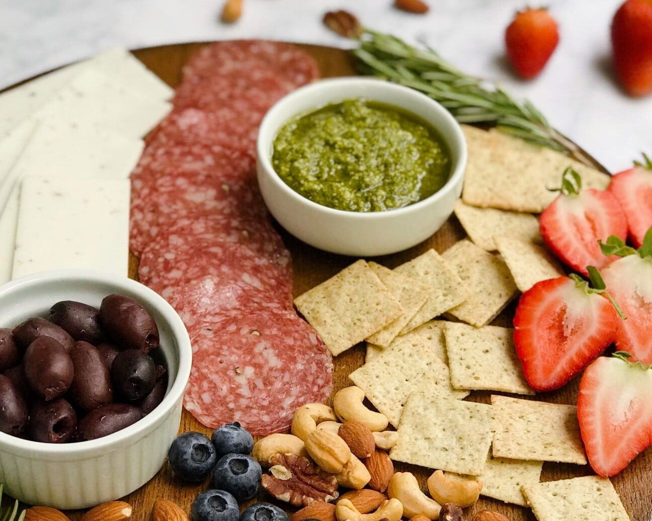 How to Make a Gluten-free and Dairy-free Charcuterie Board